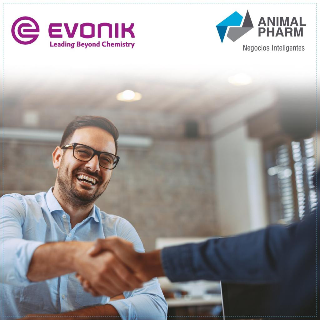 Alianza de Animal Pharm y Evonik